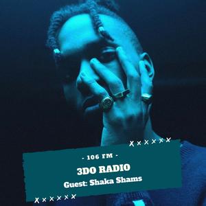 3DO Radio: Uitzending 41: Shaka Shams (live freestyling)
