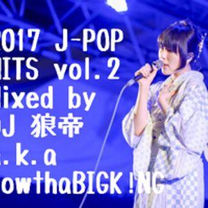 2017J-POP HITS vol.2