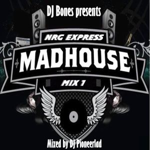 MADHOUSE NRG EXPRESS MIX ONE - VARIOUS ARTISTS