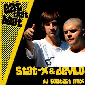 STAT-X & DEVLO -ETB dj contest mix
