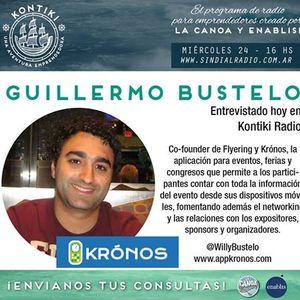 Programa 17 - Entrevista - Guillermo Bustelo