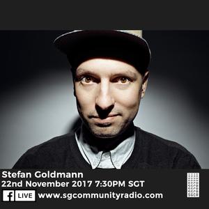SGCR Radio Show #18 - 22.11.2017 Episode Part 1 ft. Stefan Goldmann