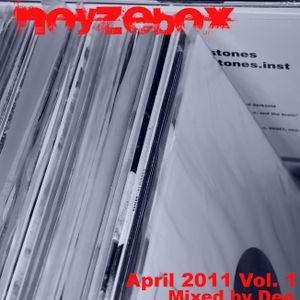 Noyzebox April/2011 Vol.1 by Dee