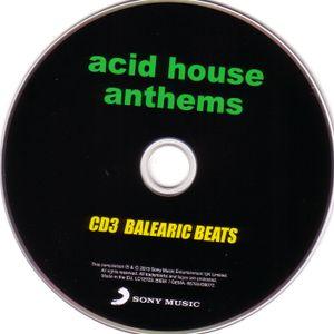 Acid House Anthems cd3