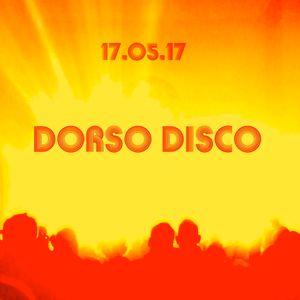 Dorso Disco 17.05.17