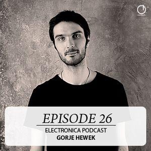 Electronica Podcast - Episode 26: Gorje Hewek