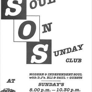 Soul on Sunday (3) Aug 1988 Malibu club Weymouth Dorset UK