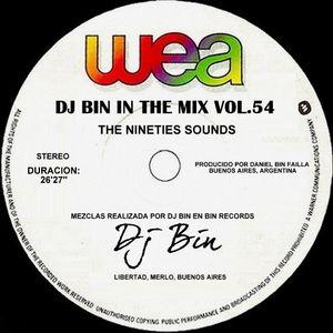 Dj Bin - In The Mix Vol.54