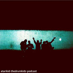 Rapohnelizenz: Atarikid - Drumkidz Podcast #1