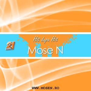 Mose N @ Radio 21 Podcast Saturday 25.08.2012 [www.mosen.ro]