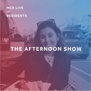 The Afternoon Show with Charlie Perry - Wednesday 11th October - MCR Live