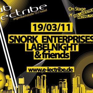 Alex Haas Live @ e-lectribe Kassel [Snork Enterprises Labelnight]
