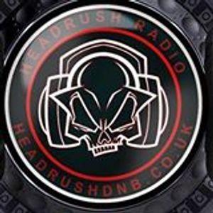 DJ NEWTON HEADRUSH RADIO 7
