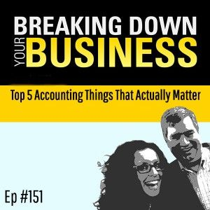 Top 5 Accounting things that actually matter w/ Angela Jackson
