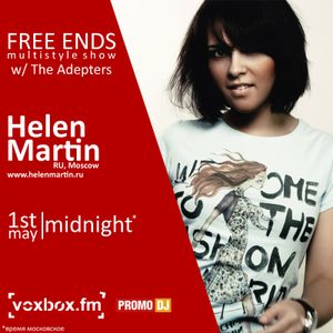 Multistyle Show Free Ends - Episode 008 (Helen Martin)