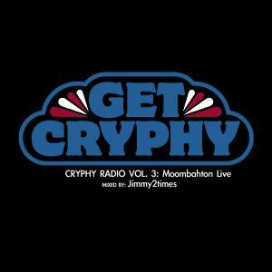 Cryphy Radio Vol 3: Moombahton Live!