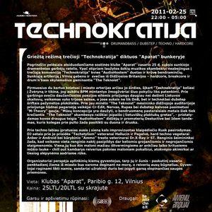 Rupas - Technokratija
