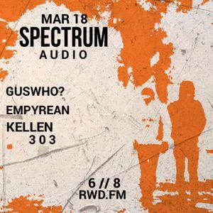 Spectrum Audio feat Guswho? X Empryrean