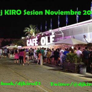 Dj KIRO Sesion Noviembre 2012