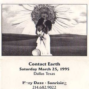 Simon (dk) D.I.Y. Live_At_Earth_1995_Dallas_Hazy_Daze_Side_A
