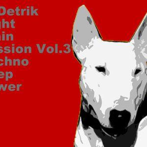 Dj Detrik Night Train Sassion Vol.3