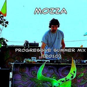 Mozza - Progressive Summer Mix (2010)