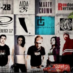 SUBstation #36 (Jan,02,2015) presents Gary Taboo ft. Aida, Marty Crown, J28, Rundom Rhythms (Almaty)