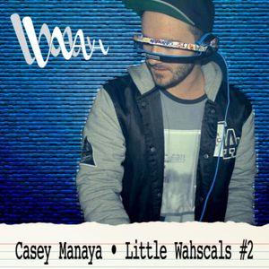 Casey Manaya  • Little Wahscals #2