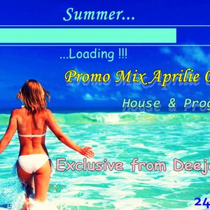 Promo Mix Aprilie 006 (House & Progresive) Exclusive from DeejaY Stef 24.04.2013