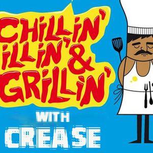 CHILLIN,ILLIN'AND GRILLIN WITH CREASE-----BEAUTIFUL SUNSHINE MUSIC MIX