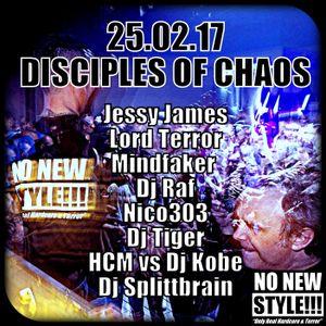 Dj Splitbrain - Disciples of Chaos (25.02.17)