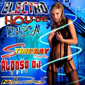 Stingray Discplay Electro House Ibiza
