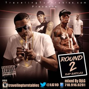 Round Two - Mixed By Dj LG