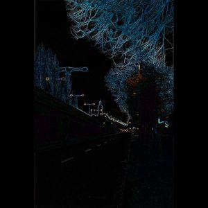 Larry Frenoga - Nightwalk