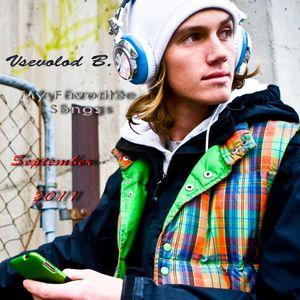 Vsevolod B. - My Favorite Songs (September 2011)