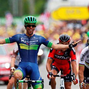 Tour de Francia: Matthews se lleva la etapa y Froome sigue al frente de la general