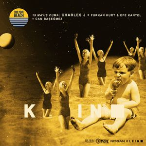 CHARLES J - Live at KLEIN Istanbul - May 18th