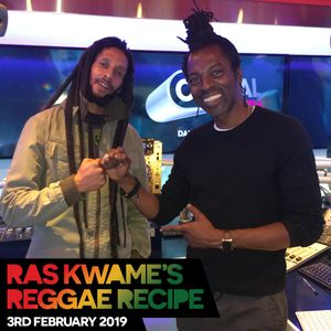 Reggae Recipe - 03/02/18 (Reggae / Dancehall / Bass / Bashment / Afrobeats)