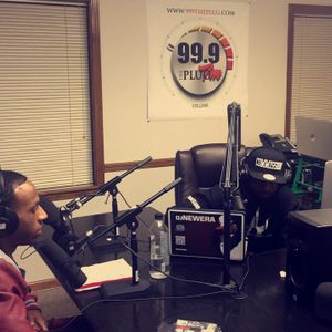 DJ NEW ERA INTERVIEWS ARTIST DRAMA LIVE ON FITTED CAP LOW RADIO ON 99.9FM THE PLUG