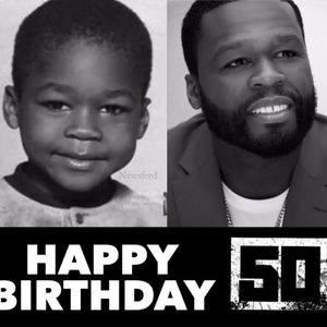 50 Cent 41st Birthday Mix (7-6-2016) (@djt4real)