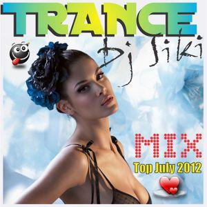 DjSiki Trance MIX Top July 2012