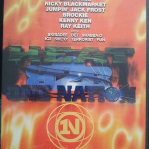 Jumping Jack Frost at Heat B2B One Nation July 99