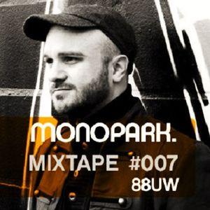 88uw @ Monopark Mixtape #007 - 29.01.2013