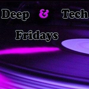 Deep & Tech Fridays | B.F.M iRadio | podcast002