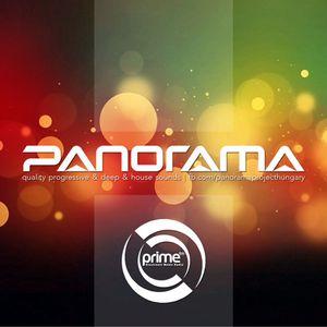 Panorama @ Prime FM 001   Mixed by Tamas Jambor   20140410