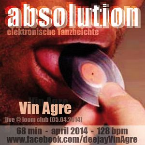 Vin Agre - Absolution