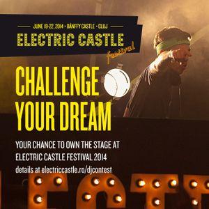 Electric Castle Festival DJ Contest – George Grosu a.k.a. Aeminium