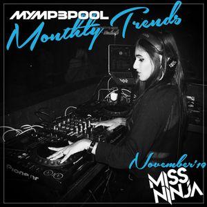 November Trends Mix 2019 - DJ MissNINJA