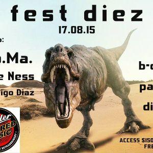 2015.08.17-Ro.Ma.-Parte 1 Warm Up@Fest Diez-Trelew