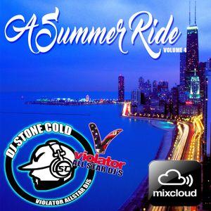 A SUMMER RIDE VOL. 4 - DJ STONE COLD